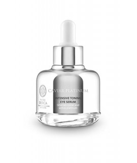NS Caviar Platinum intenzivni tonirajući serum za predeo oko očiju, 30 ml